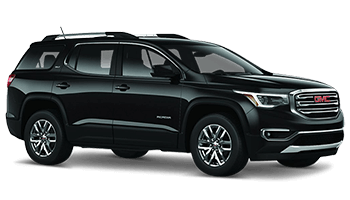 GMC Acadia, Chevrolet Traverse