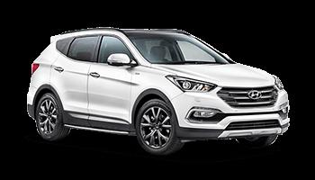 Hyundai Santa Fe Sport, Jeep Wrangler, Toyota 4Runner