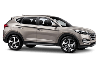 Hyundai Tucson, Toyota RAV4, Chevrolet Equinox