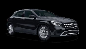 Mercedes-Benz GLA, Volvo XC60, BMW X1, Audi Q3