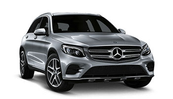 Mercedes-Benz GLC, BMW X3, Cadillac XT5, Audi Q5