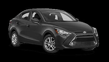 Toyota Yaris iA, Mini Cooper 2- Door, Toyota Prius C